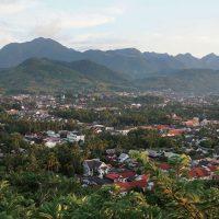 町全体が世界遺産 古都ルアンバパーン5日間の旅