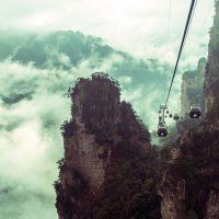 武陵源 天門山空中散歩と張家界5日間の旅