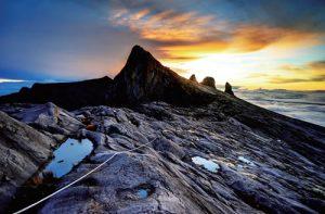 マレーシア最高峰Mt.キナバル(4095m)登頂6日間の旅