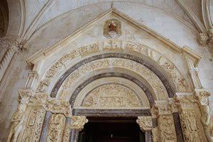 トロギールの聖ロヴロ大聖堂